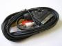 kabel scart/3 chinch
